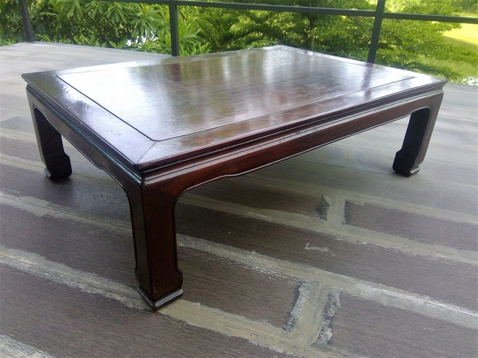 KOREAN COFFEE TABLE