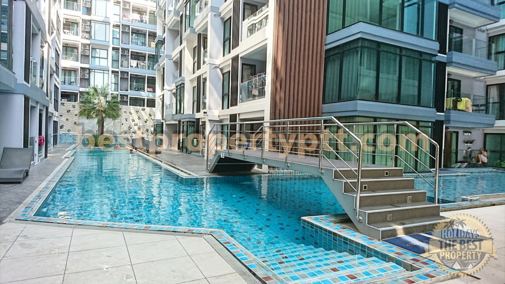 Studio in Pratumnak 890,000 THB only!