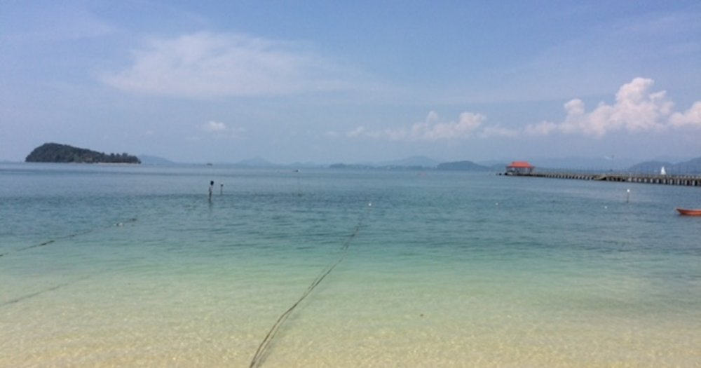 Naka Yai Island Oceanfront Land for sale