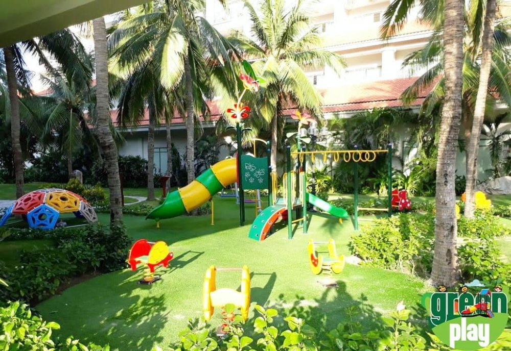 Children's Playground Equipment Supplier in Thailand