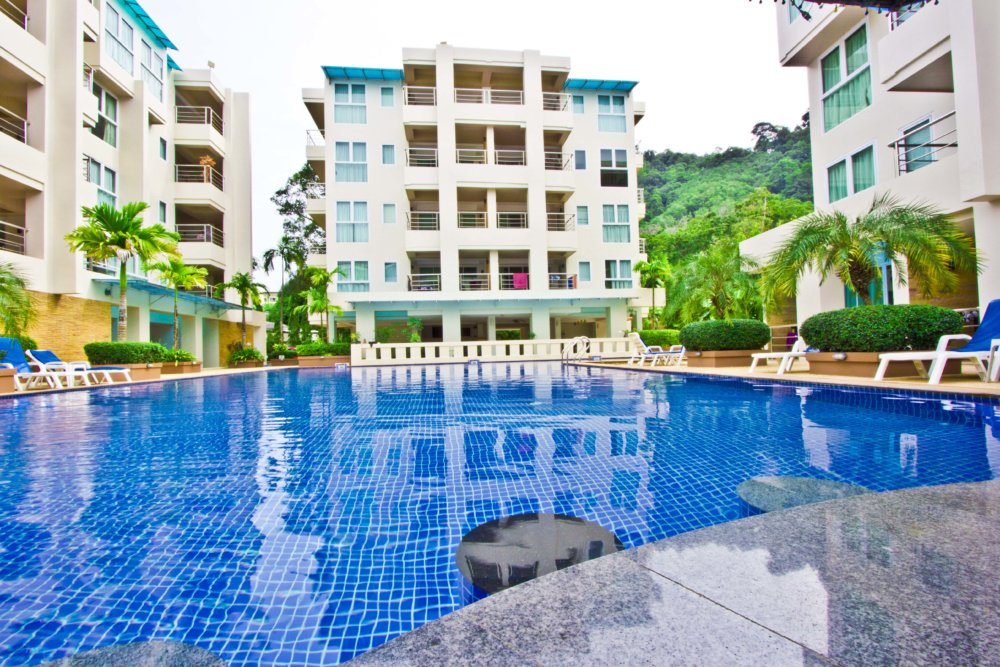 Patong Beach 1 Bedroom 1 Bath For Sale