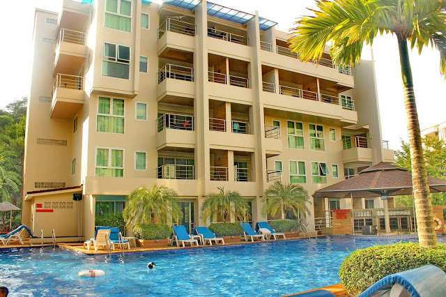 Patong Beach Studuo 1 bed 1 bath