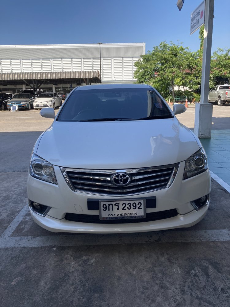 Toyota Camry Extremo 2G 2011