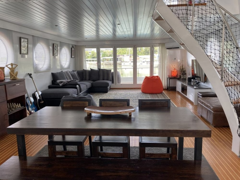 2014 Mandarin Cruiser IV Houseboat TH