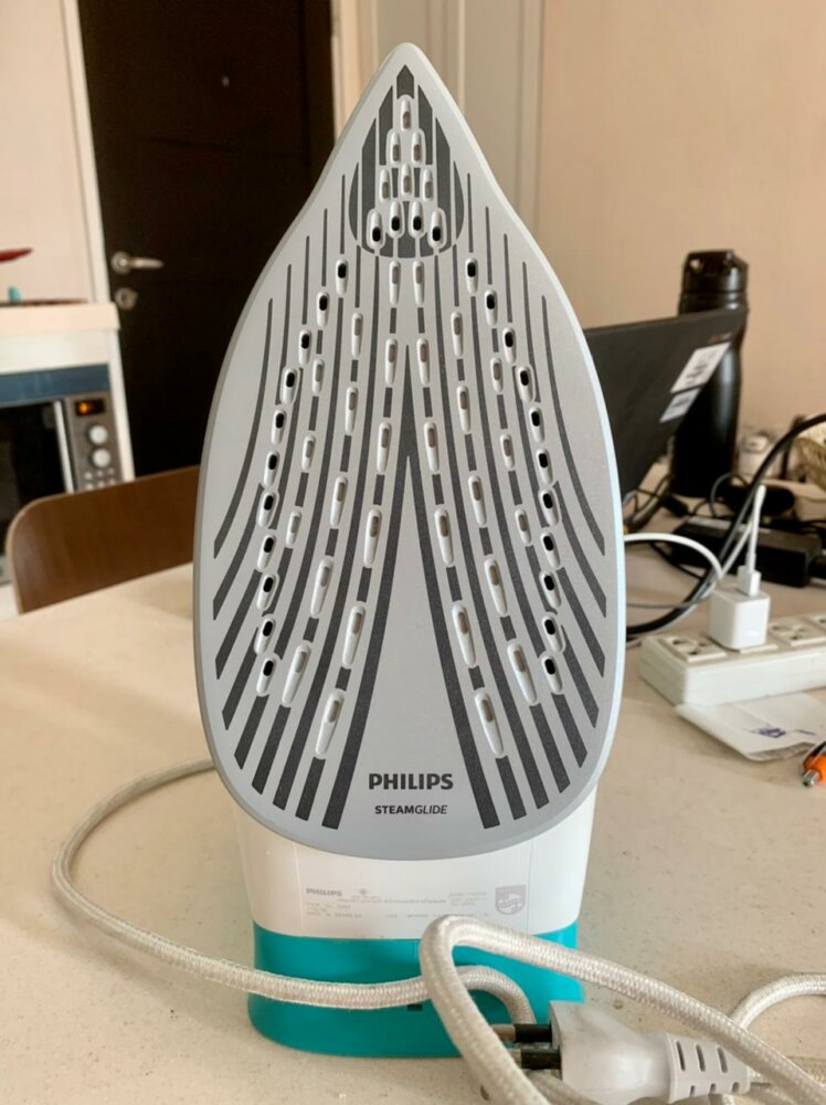 Philips Powerlife Steam Iron GC2990 blue, table included