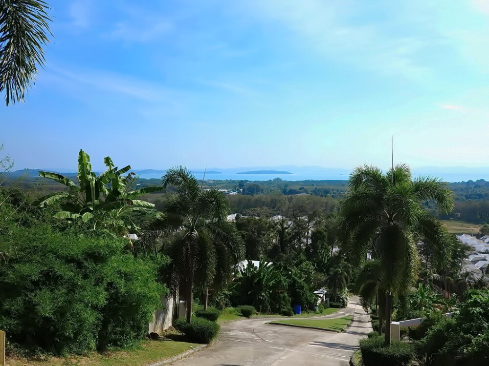 180º UNOBSTRUCTED SEA VIEW LAND 1 or 2 Rai (3100sqm) (Phuket)