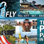 Slide, Fly, Swim, Dance & Enjoy the Stunning View At High Park Koh Samui