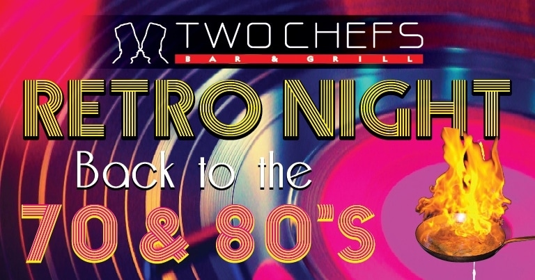 Retro Night – Back to the 70s and 80s