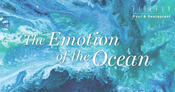 The Emotion of The Ocean Art Exhibition | Leticia Vaz