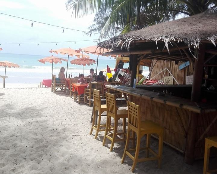 The Kamala Beach Bar