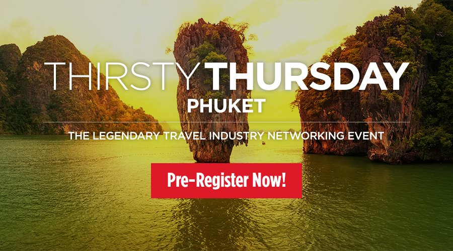 Thirsty Thursday Phuket @The Pavilions Phuket