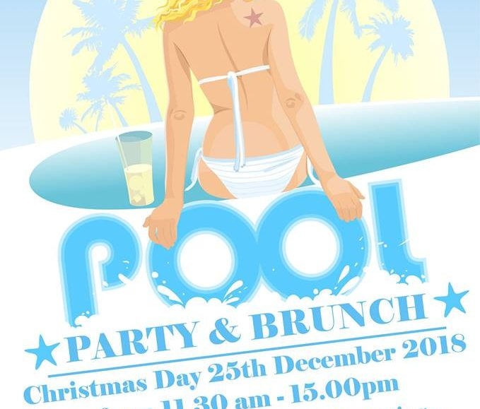 POOL Party & Brunch | MAI HOUSE Patong Hill