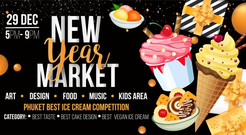 Royal Phuket Marina New Year Market