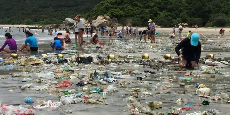 "Ocean ""Deep Dive"" talk on ""Plastic, the Material that Binds the Planet"""