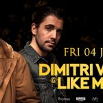 Dimitri Vegas & Like Mike @Illuzion Phuket