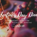 Valentine's Dinner at Infuse Restaurant