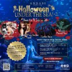 Halloween 'Under the Sea' at Andasi!
