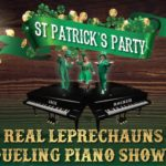 Celebrate St. Patrick's Day at the Drunken Leprechaun located in the heart of Patong on March 17th