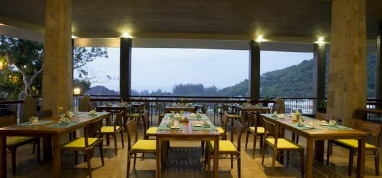 Chomtalay restaurant at Mandarava Resort and Spa