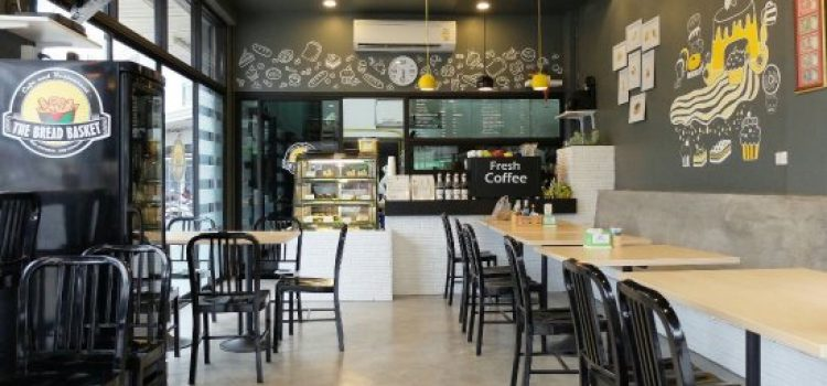 The Bread Basket Bakery and Cafe'