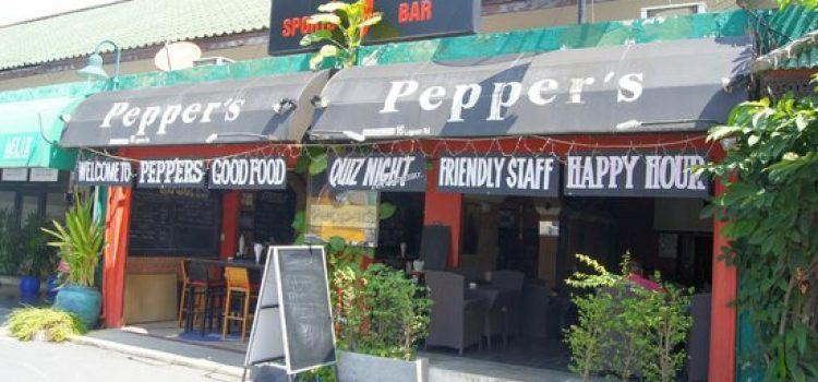Peppers Sports Bar Phuket