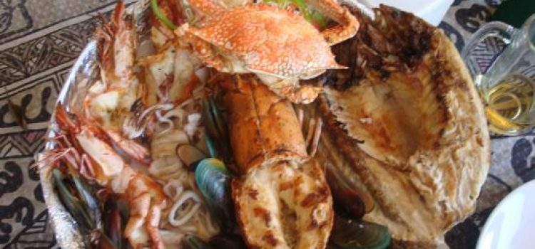 The Beach Seafood and Restaurant