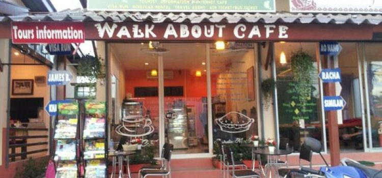 Walkabout Cafe