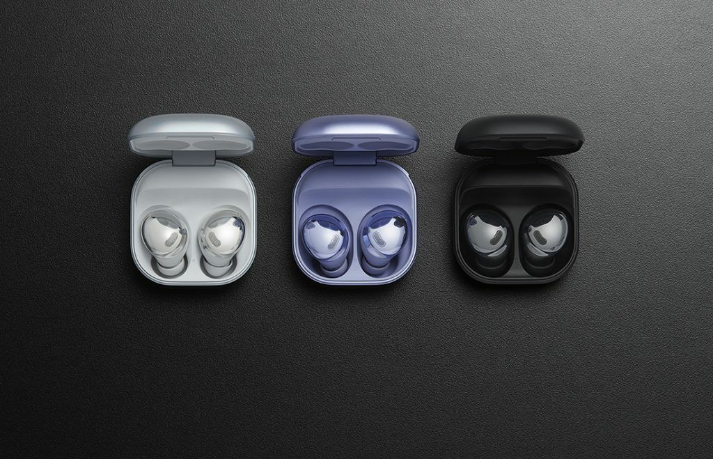 Samsung launches wireless headphones with 99% noise cancellation Galaxy Buds Pro    Thaiger News