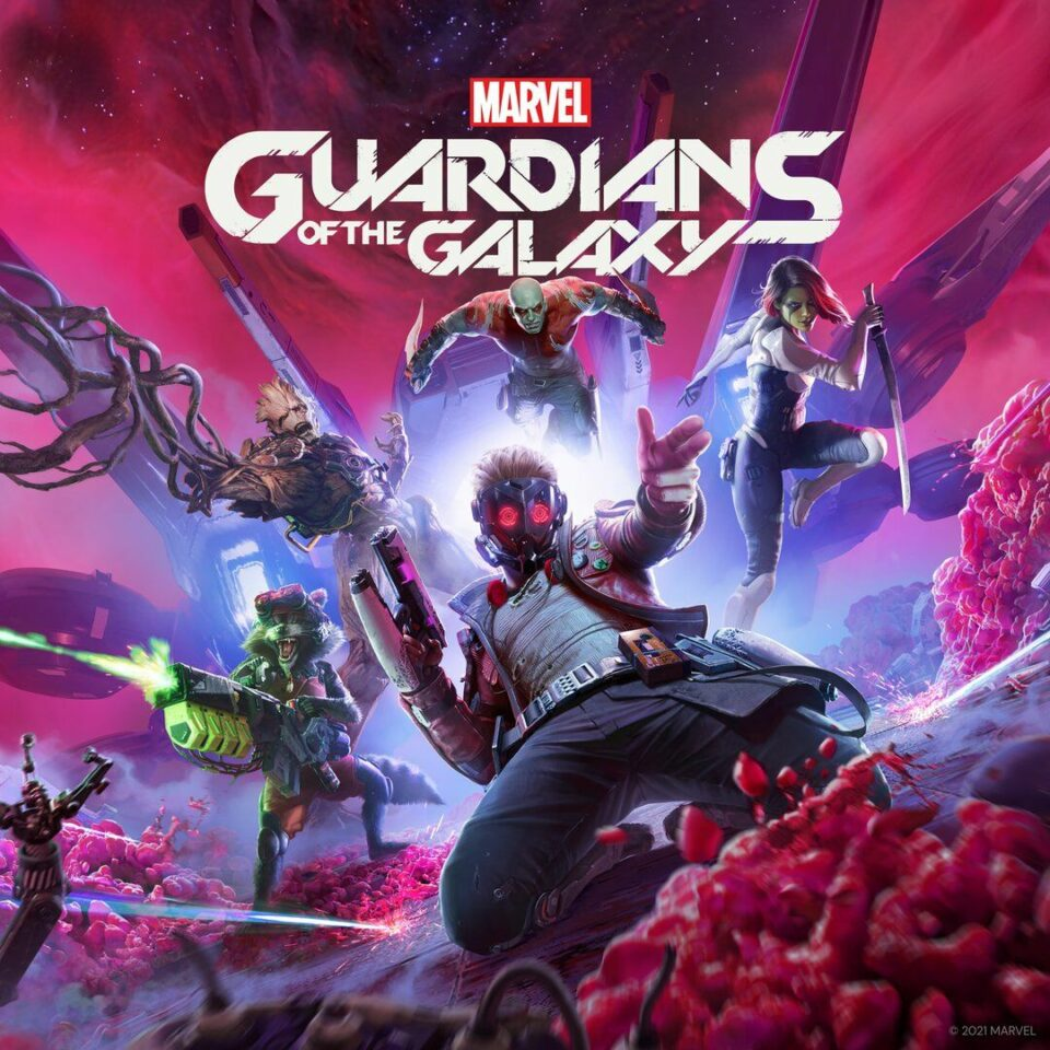 Square Enix และ Eidos Montreal เปิดตัว Marvel's Guardians of the Galaxy   Thaiger