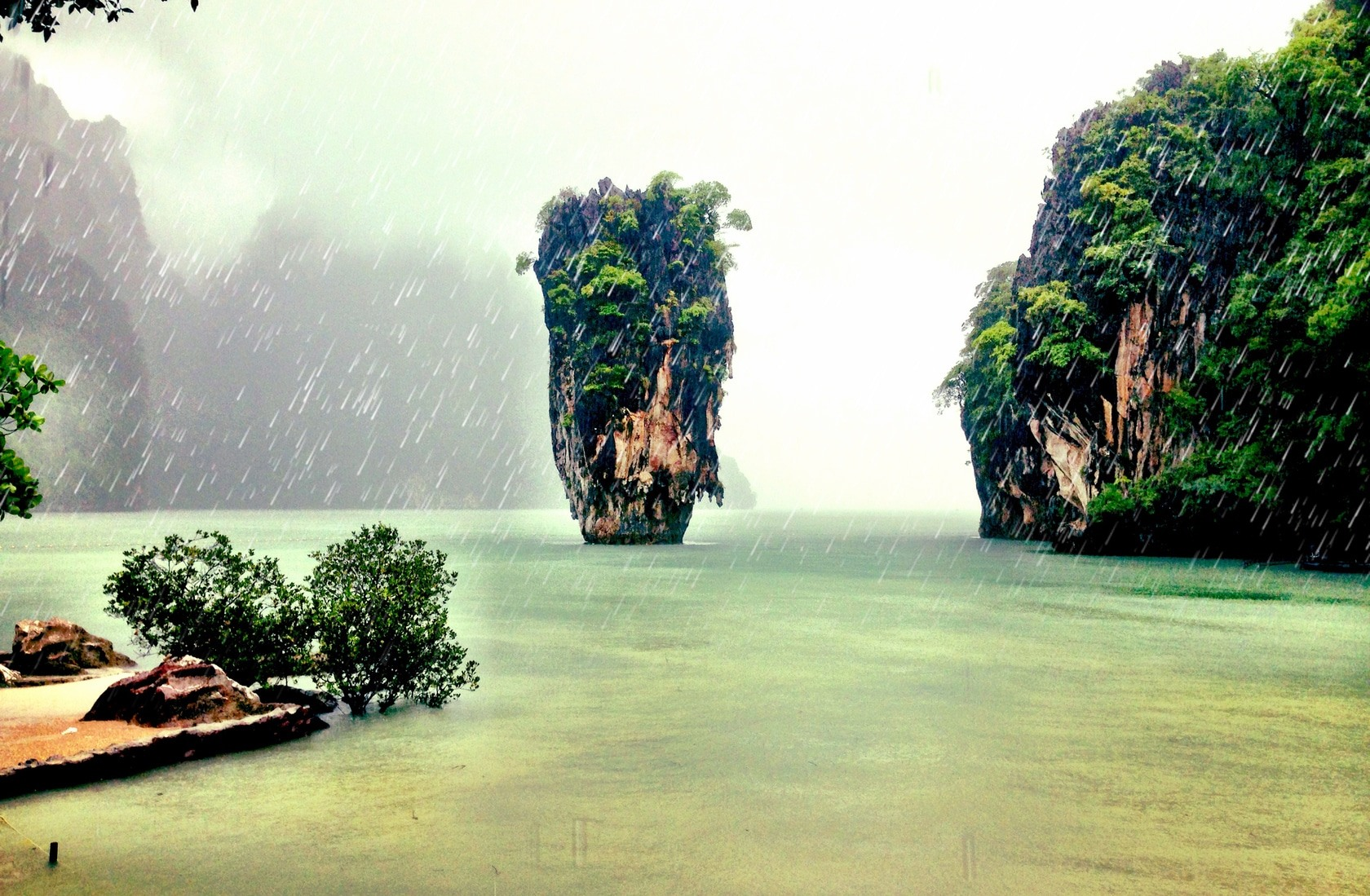 Phuket's monsoon – here comes the green season | The Thaiger