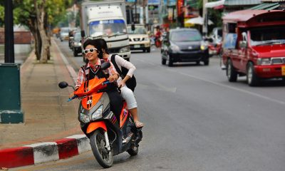 Change Thailand's helmet culture | The Thaiger