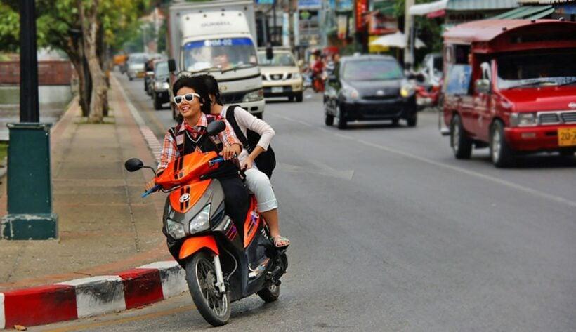 Change Thailand's helmet culture | The Thaiger