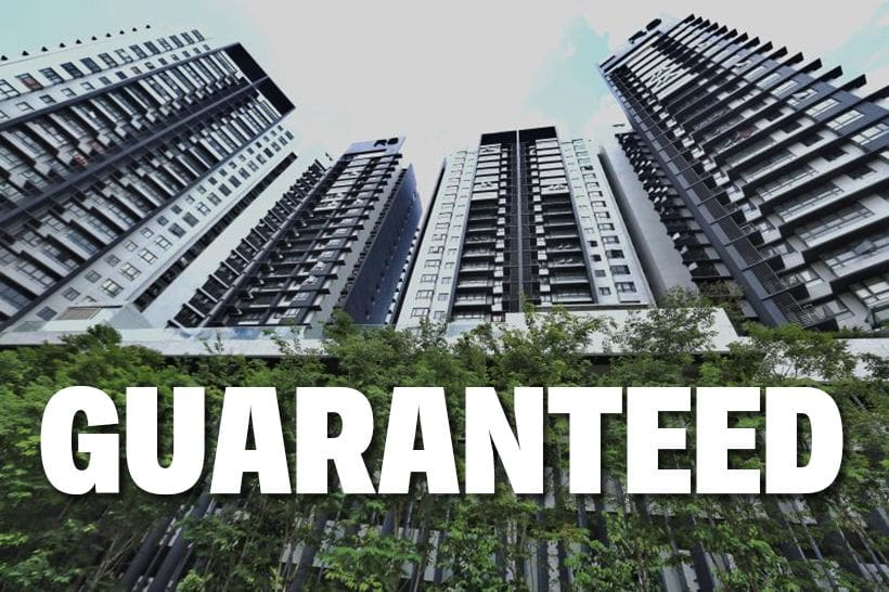 Developer promises and the 'rental guarantee' | The Thaiger