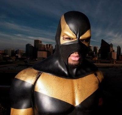 Weird World News: The Superhero of Seattle, Moss Man and Superman fan in high jinks | The Thaiger