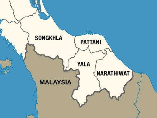 Southern violence moving further north. Former Minister recommends martial law in Songkhla. | The Thaiger