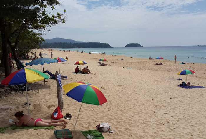 Opinion: No more umbrellas, no more Phuket | The Thaiger