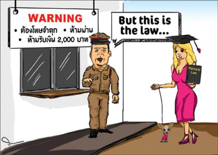 Legal enigmas: foreigners beware | Thaiger