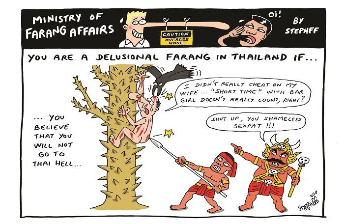 Ministry of Farang Affairs: Burning in Thai Hell | The Thaiger