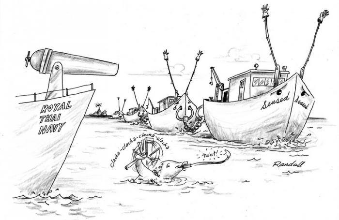 Opinion: Tackling IUU fishing | The Thaiger