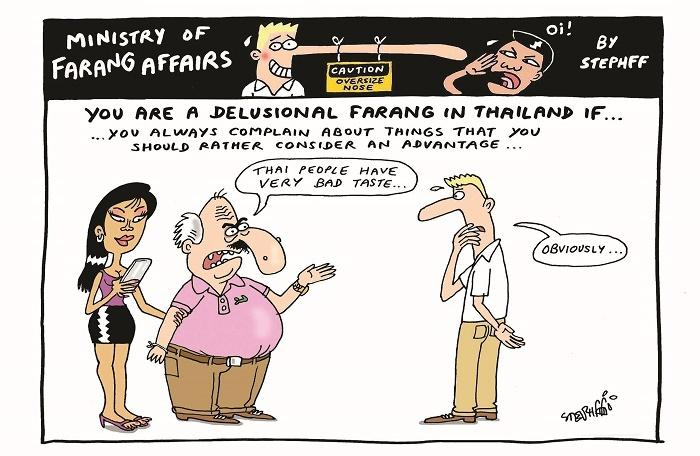 Ministry of Farang Affairs: Thais have bad taste | The Thaiger