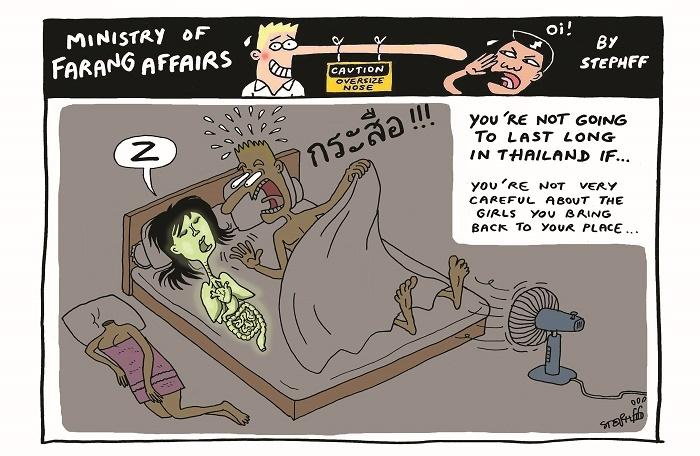 Ministry of Farang Affairs: Girls you bring back home   The Thaiger