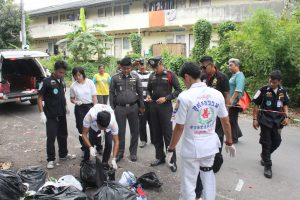 Dead baby found in rubbish bin near Rajabhat University   News by Thaiger