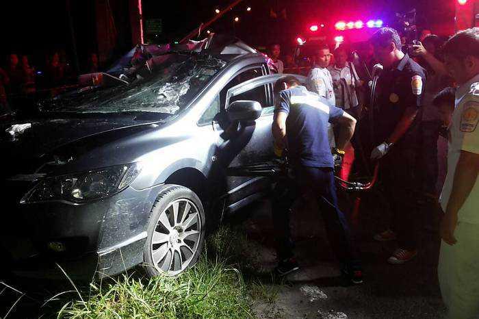 Bangkok Hospital Phuket marketing manager dies in car crash | The Thaiger