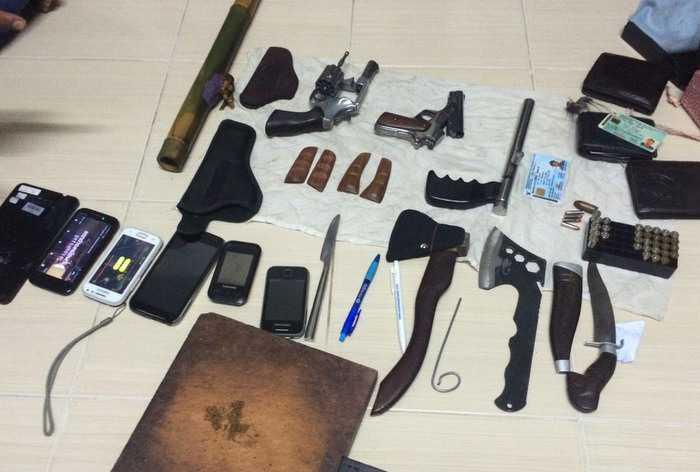 Pre-emptive strike: Phuket Police net drugs, guns ahead of Loy Krathong | The Thaiger
