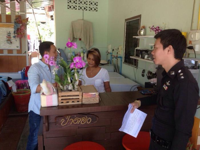 Phuket motorbike shop hands out wrong passport in return for a stolen one   Thaiger