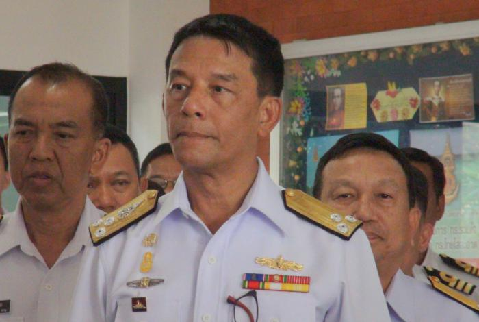 Thai Navy relaunches search for missing Malaysian plane off Phuket | Thaiger
