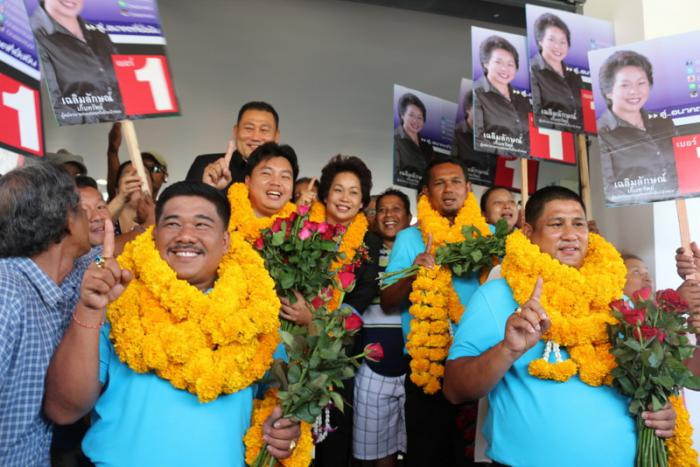 Ousted Pian back in the Phuket race for Patong mayor   Thaiger
