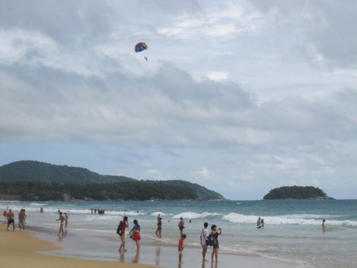 Karon voted 18th best beach in Asia, despite wastewater problems | Thaiger