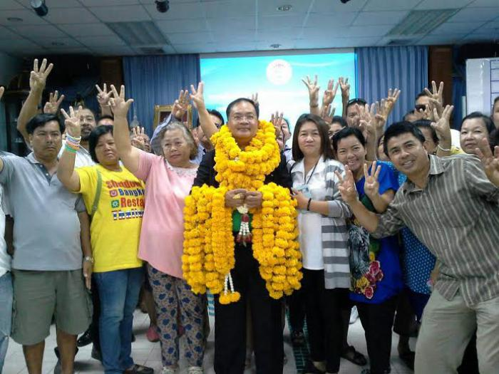 Three Phuket candidates registered to battle it out for Patong mayor | Thaiger