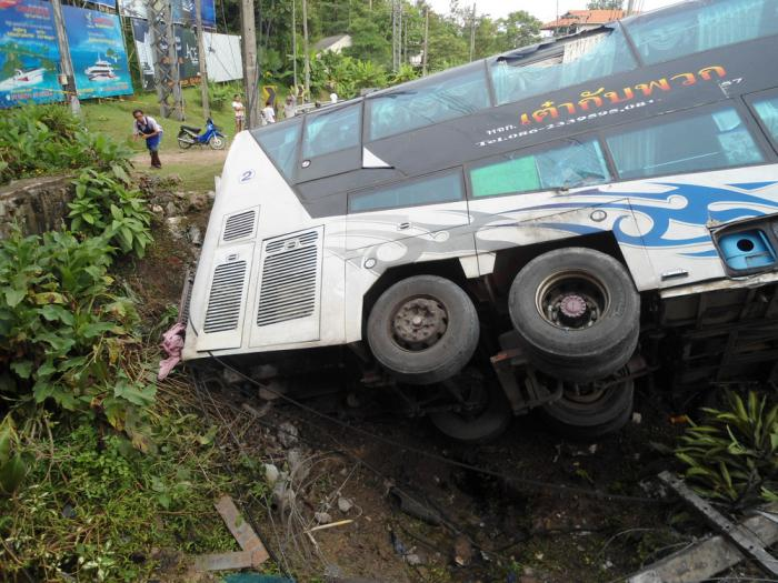 Phuket Poll: Better driver training best way to stop Patong Hill carnage | Thaiger